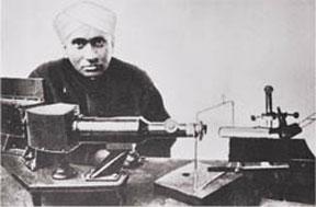 Raman with Spectrometer